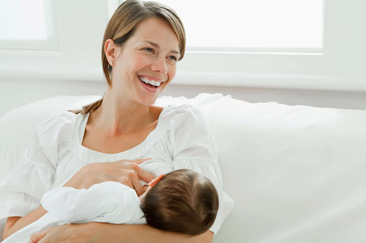 while breastfeeding, lose weight