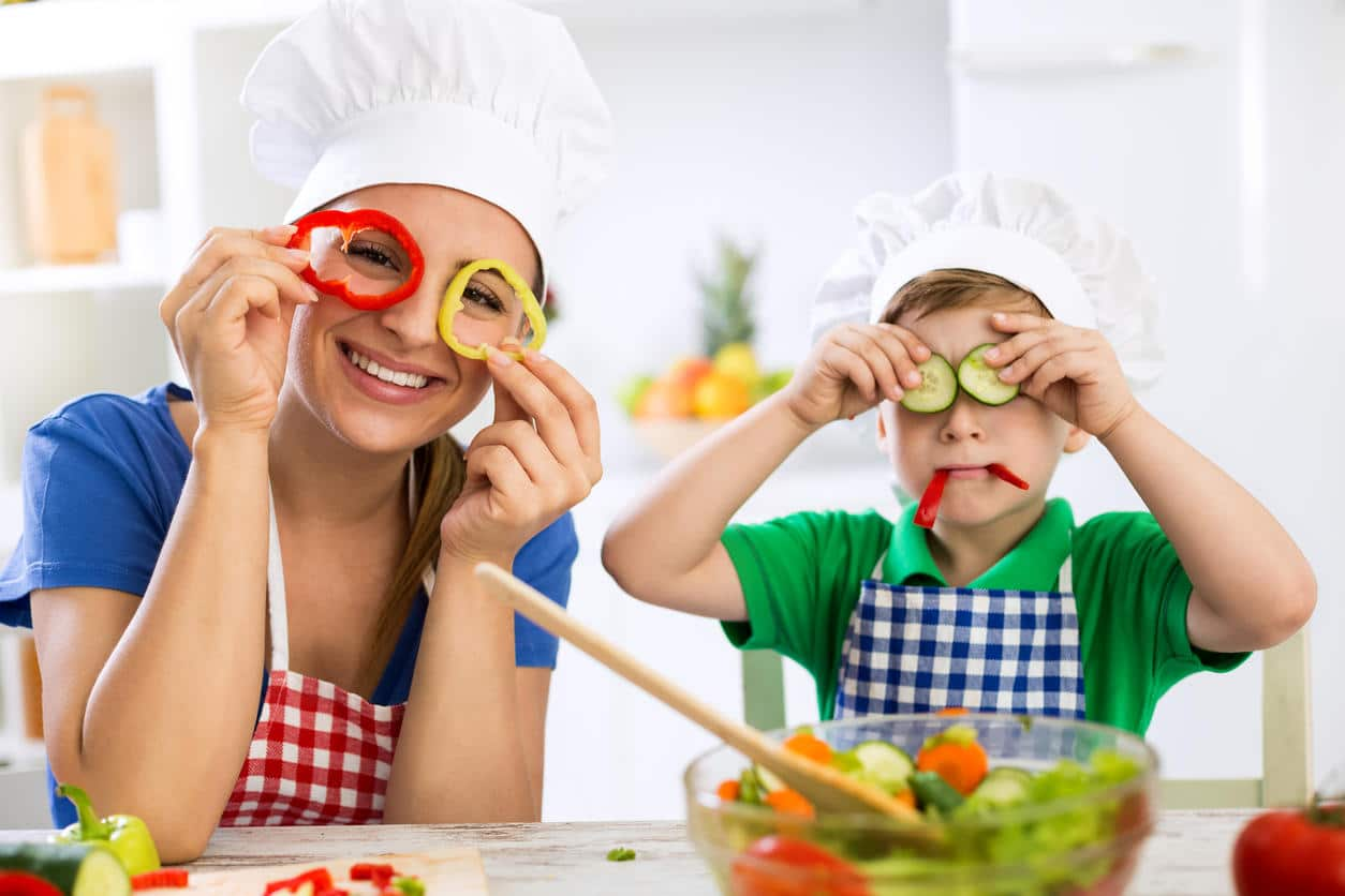 importance of good nutrition in childhood