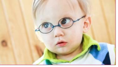 visual impairment in babies