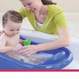 newborn baby bath informations